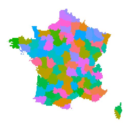 Rstats Create A Pixel Map With R - Colin Fay